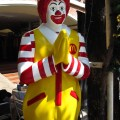 Ronald McDonald Goes Thai