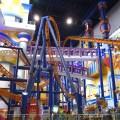 Mall amusement park