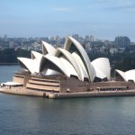 Obviously, the Sydney Opera House!