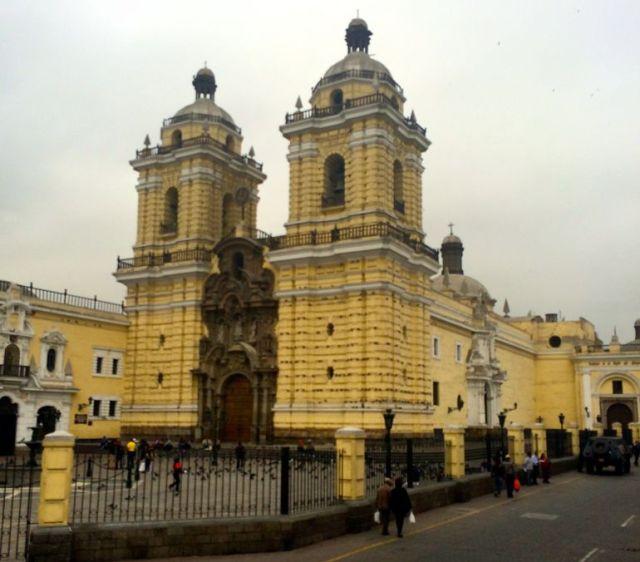 st francis church and monastery