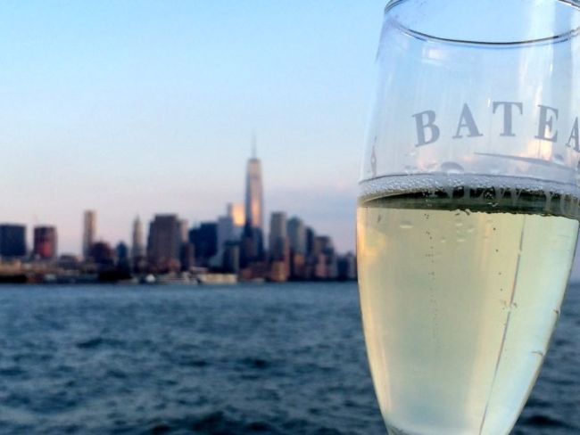 sparkling wine bateaux new york