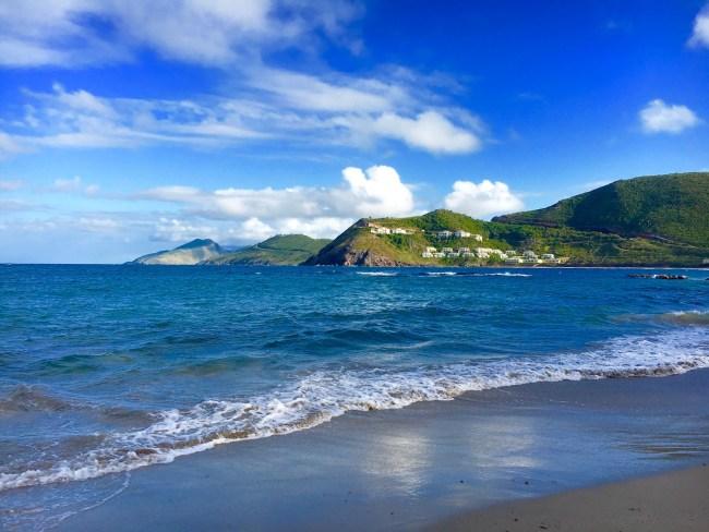 St. Kitts Marriott Resort beach