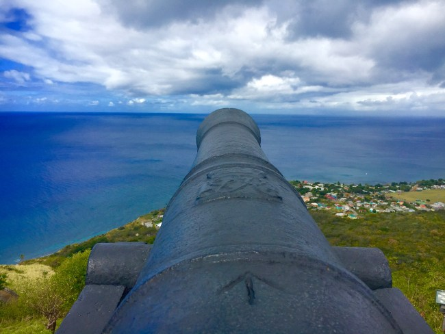 Brimstone Hill, St. Kitts