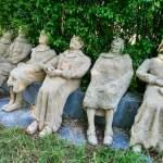 Peter Lenk Skulpturen Provokante Kunst Nackte Wahrheiten Am Bodensee Passenger On Earth