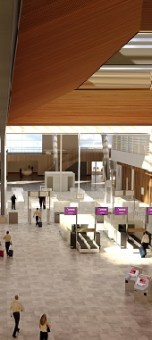 Bergen Airport introduces queue management technology