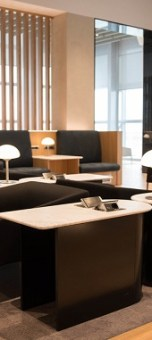 British Airways opens brand-new lounge in Rome's Fiumicino Airport.