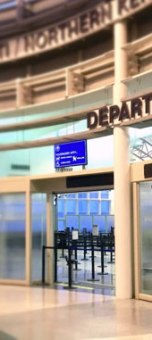 Cincinnati Airport uses tech to improve wait times