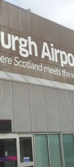 Edinburgh Airport's new app to help disabled people