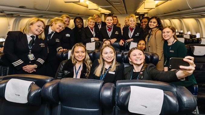 IWD 2018 - British Airways