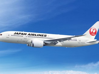 Japan Airlines adds New JAL SKY SUITE to its Boeing 787-9
