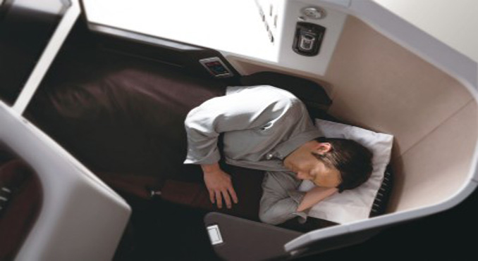 Jal To Upgrade Business Class On Boeing 777 200er