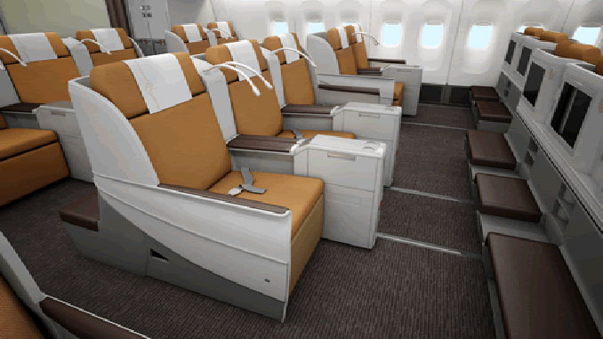 Kenya Airways passengers can now bid to upgrade to business class