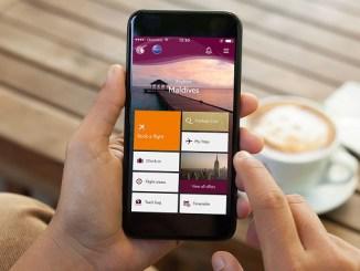 Qatar Airways mobile app