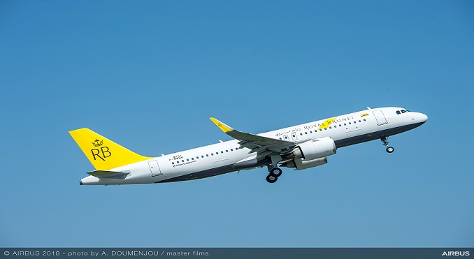 Royal Brunei Airbus A320neo