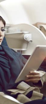 Saudia offers inflight Wi-Fi across its network