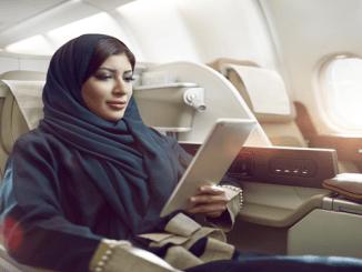 Saudia inflight wi-fi