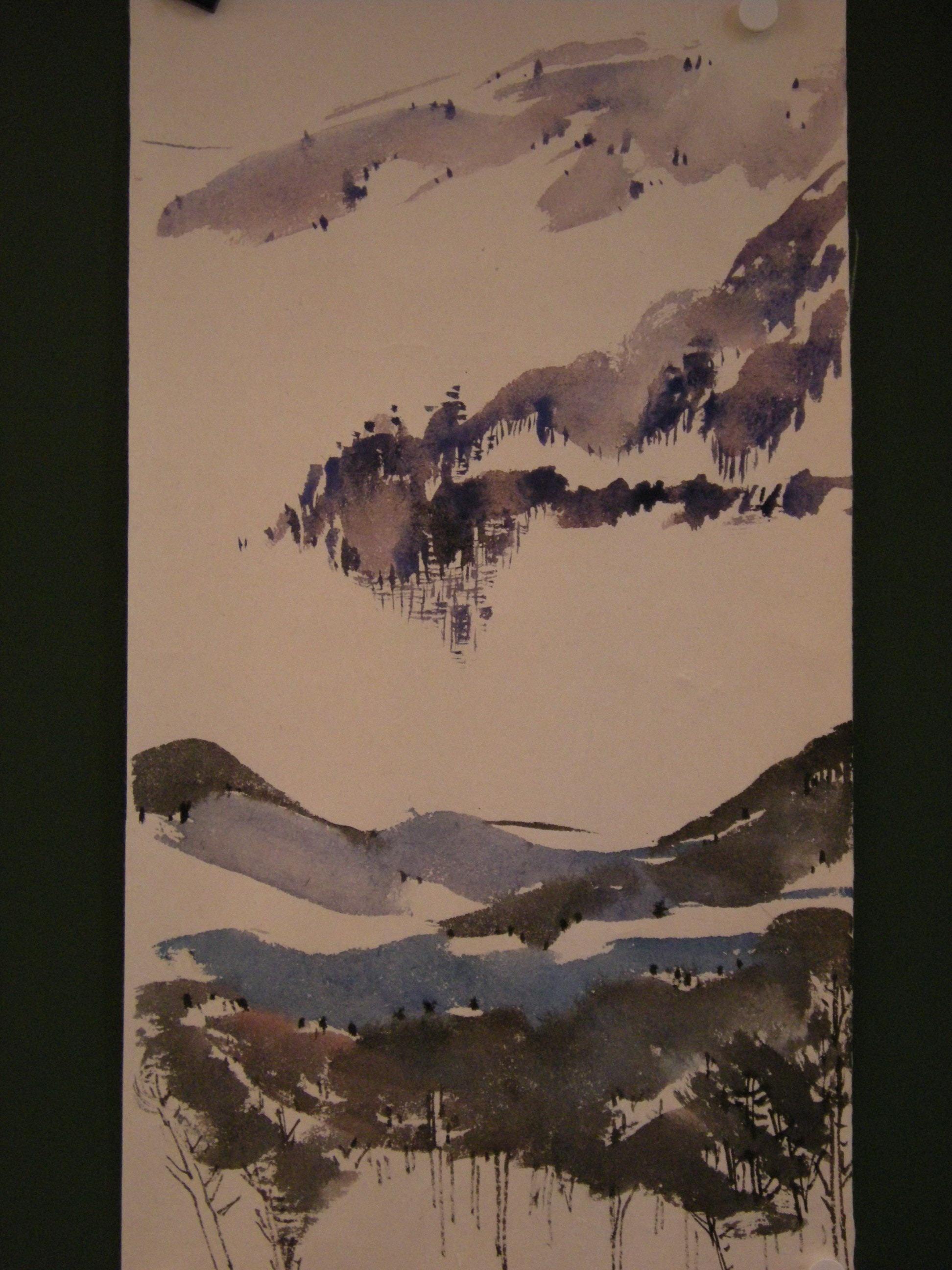 Cours de peinture chinoise
