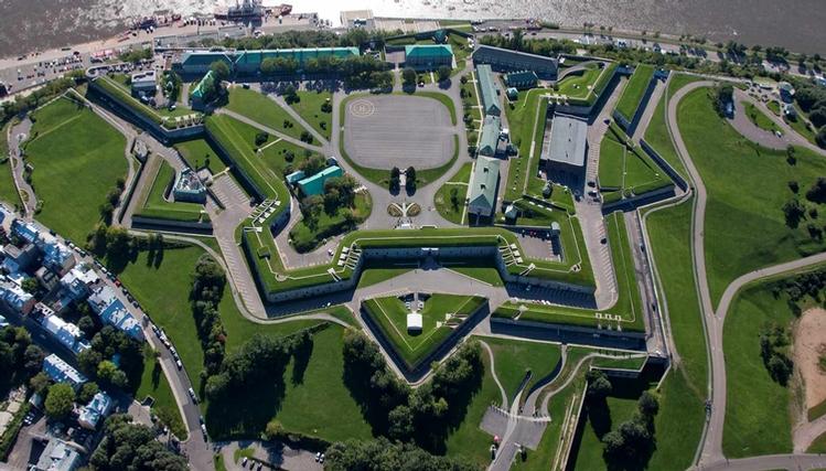 Resultado de imagem para la citadelle de québec