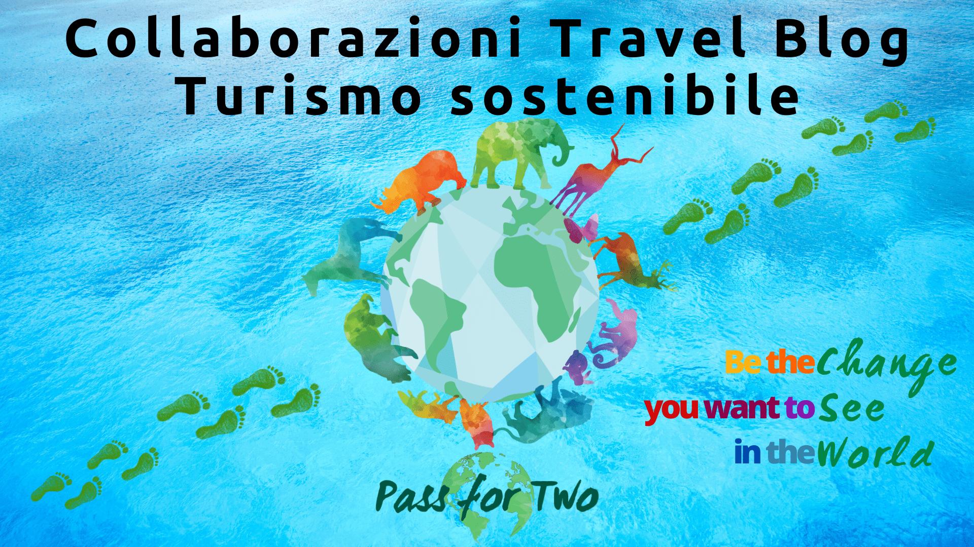 Collaborazioni Travel Blog