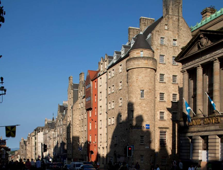 Dormire a Edimburgo Old Town