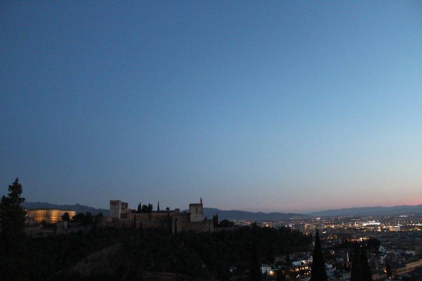 Itinerario Andalusia Granada
