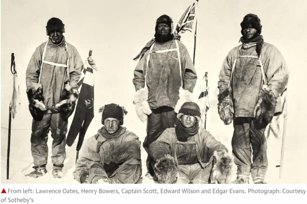 Nel Ghiaccio: Amundsen e Scott