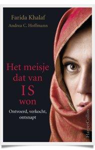 Het meisje dat van  IS won-framed