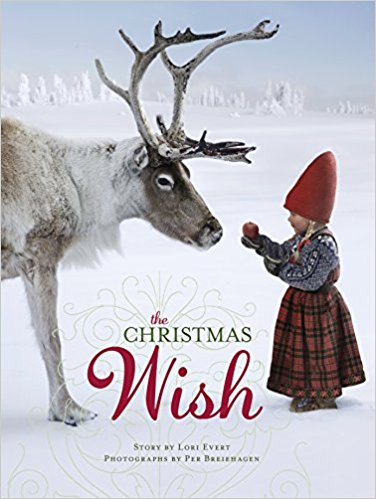 The Christmas Wish is a gift of reading for the Christmas season