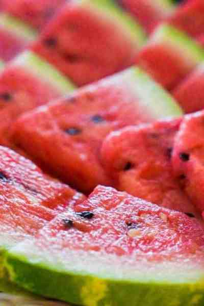 Fun Things to do with Watermelon & Kids