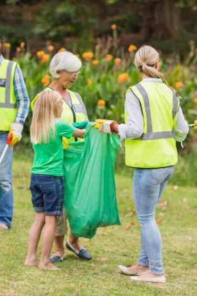 Share Your Giving Spirit Volunteering with Grandkids