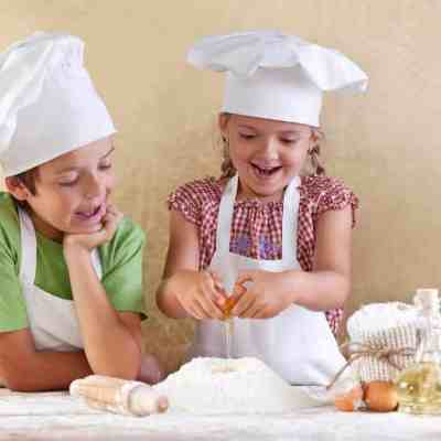 17 Benefits of Cooking with Kids:  Making Memories in the Kitchen