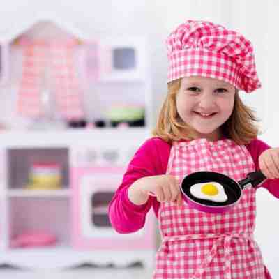 Teaching Kids to Cook:  Passing Down the Love of Cooking