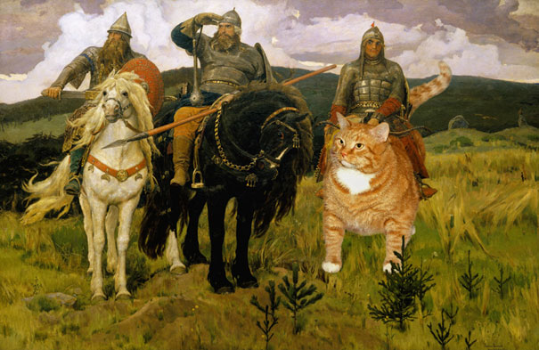 funny-fat-cat-old-paintings-zarathustra-svetlana-petrova-2