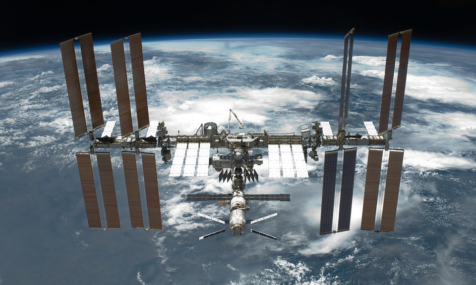 observer ISS station spatiale internationale
