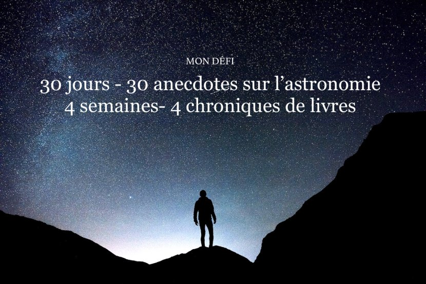 défi blog astronomie passion