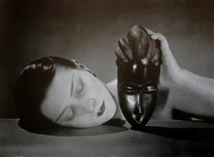 Man Ray Poster Noire Et Blanche 1926
