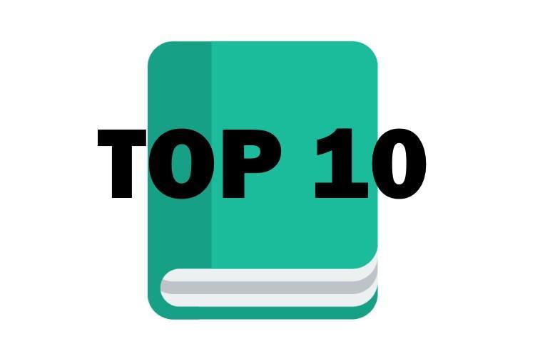 Top 10 > Meilleur roman à suspense en 2021