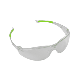 Lunette de protection sport transparente