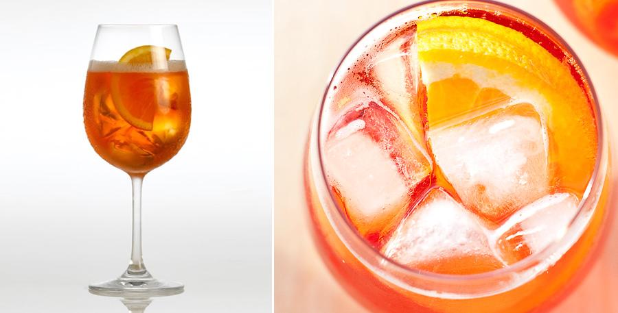 cocktail spritz veritable recette