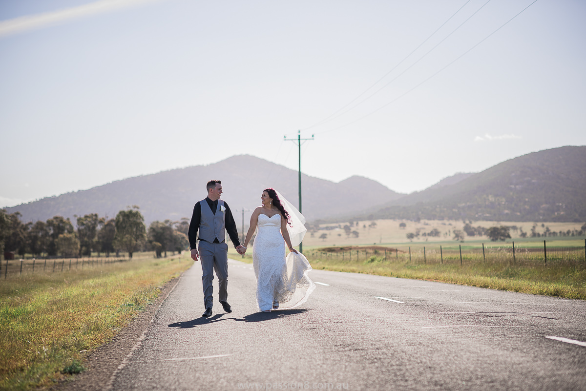 Country Little River Hotel Wedding