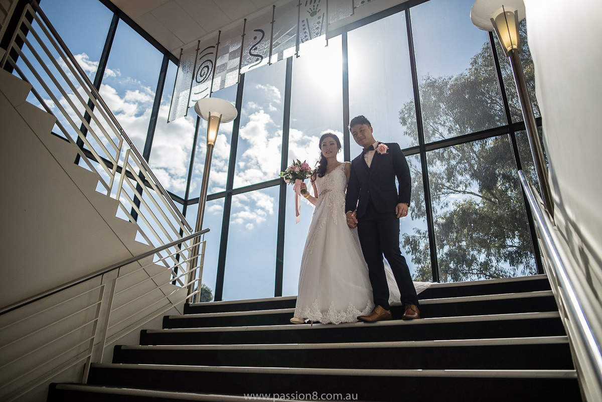 Manningham Function Centre wedding