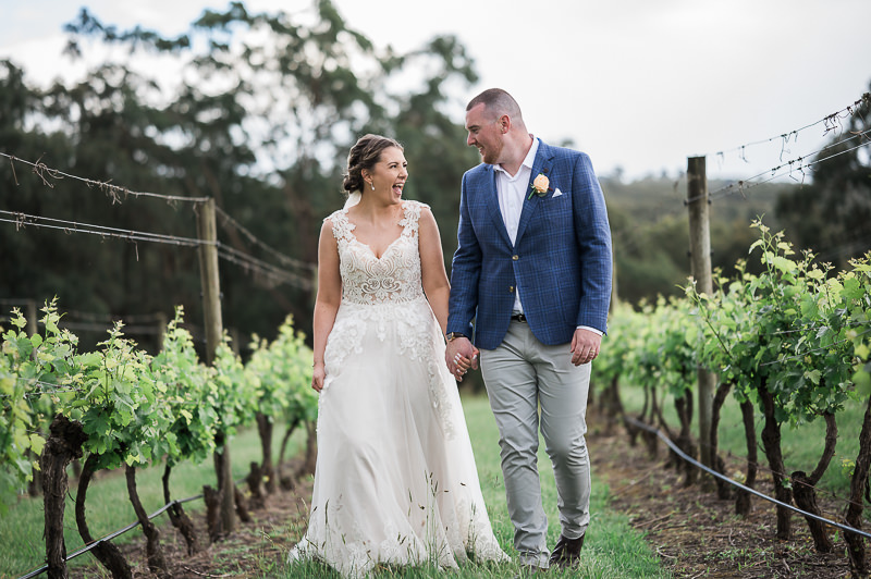 Wedding at Yarra Ranges Estate