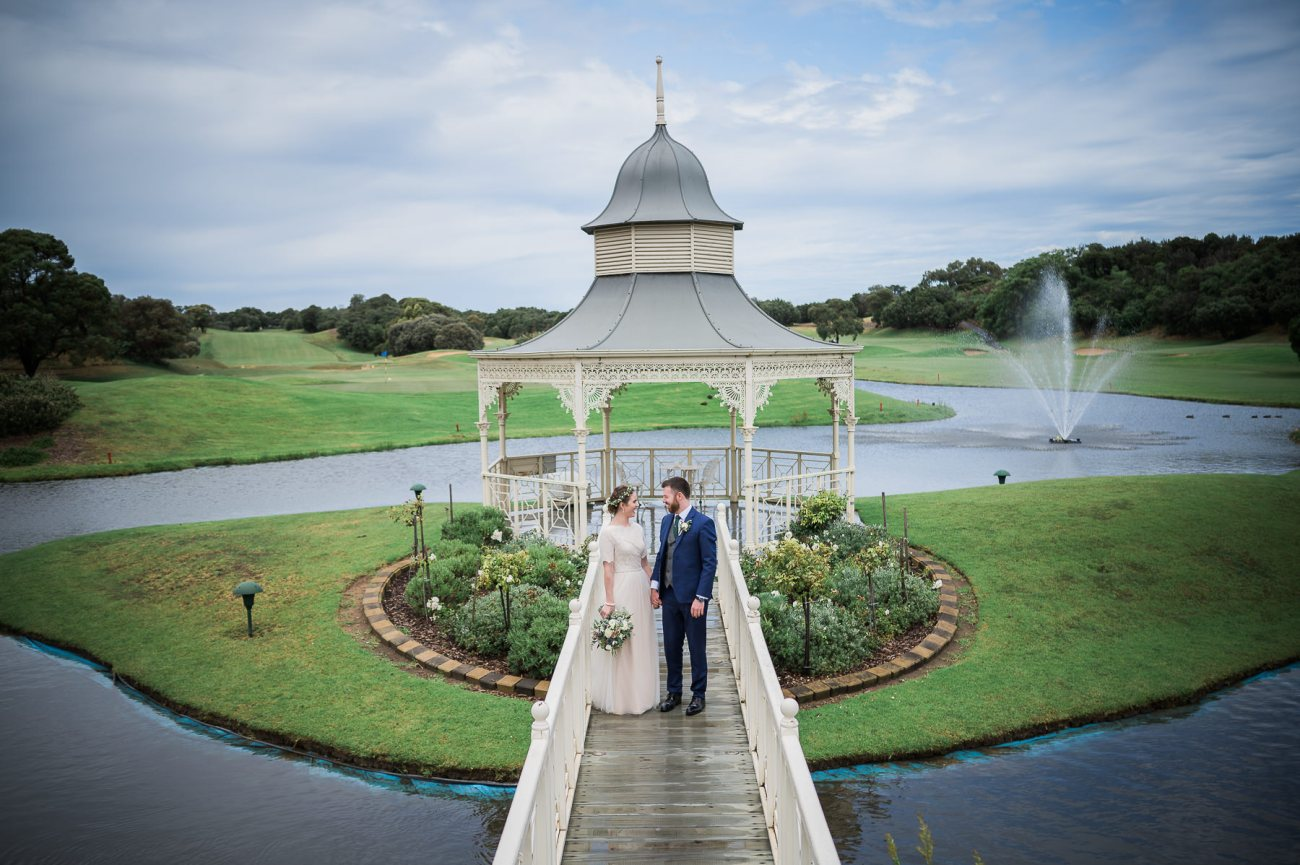 mornington wedding