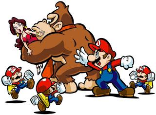 TFGA - Donkey Kong