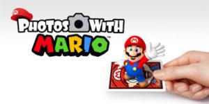 Photo with Mario