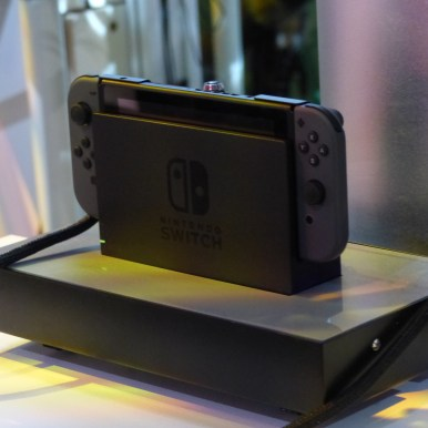 Essai Switch - Dock