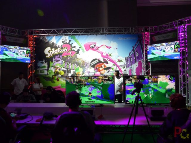 Essai Switch - Splatoon