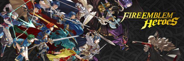 Fire Emblem Heroes Bannière