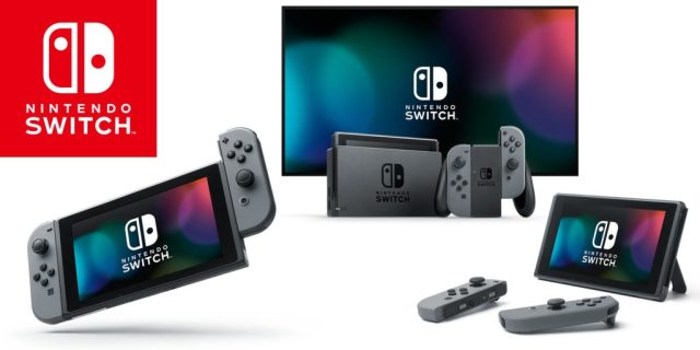 Switch - modes de jeu