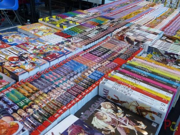 Salon Manga Draguignan - Mangas